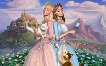 1 Barbie As The Princess The Pauper Hd Wallpapers