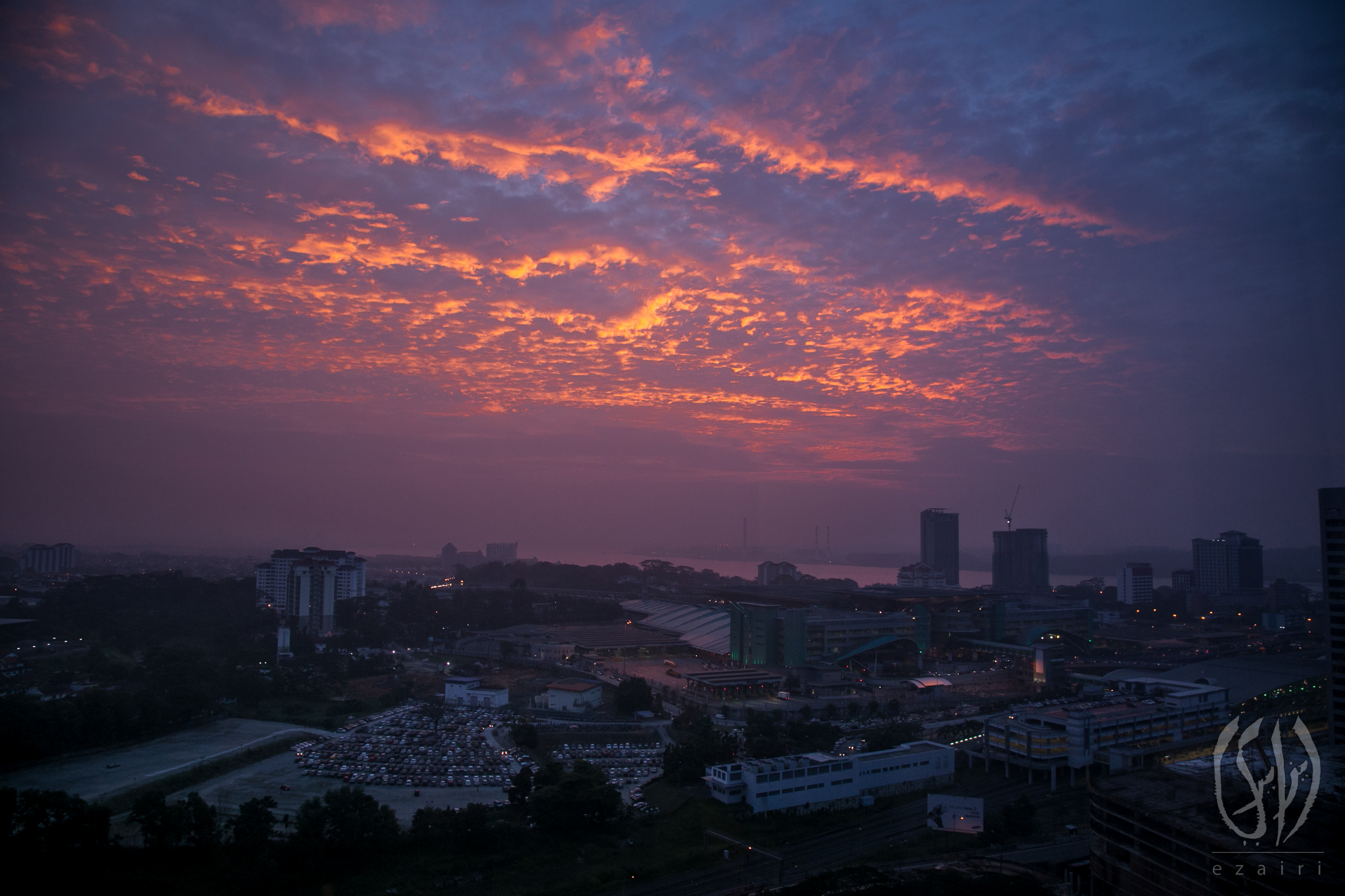 A Morning In Johor Bahru Full HD Wallpaper And Background Image