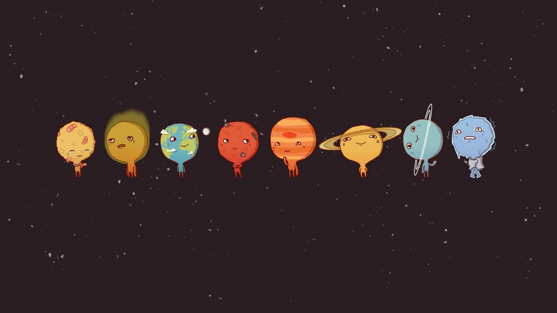 Planet People HD Wallpaper
