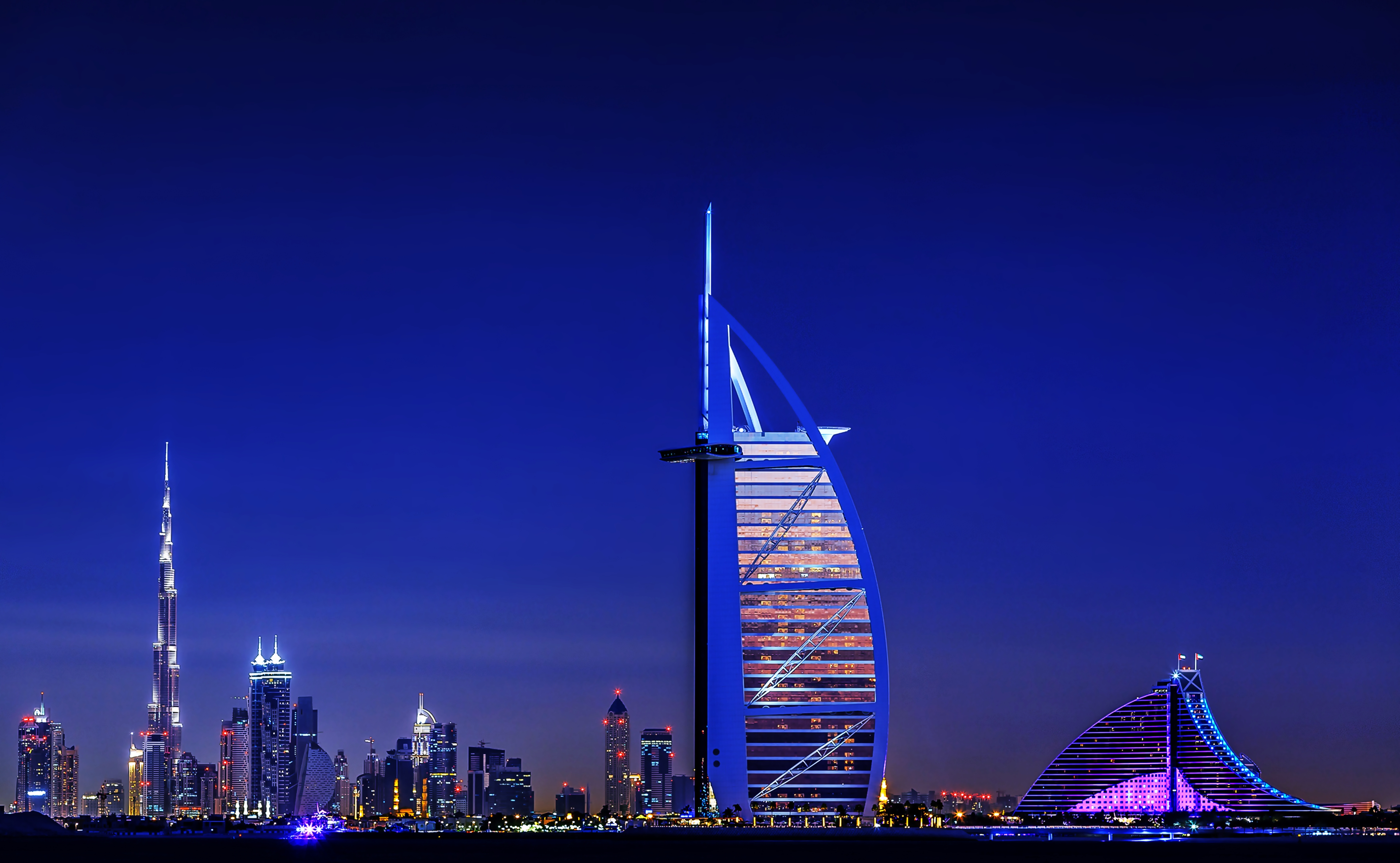 Dubai tower 4k ultra hd wallpaper and background for Hotel de dubai