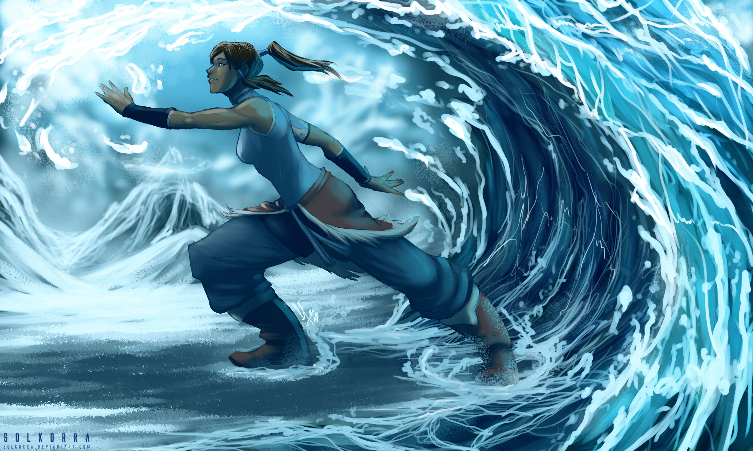 Avatar the legend of korra full hd wallpaper and background image anime avatar the legend of korra wallpaper voltagebd Images