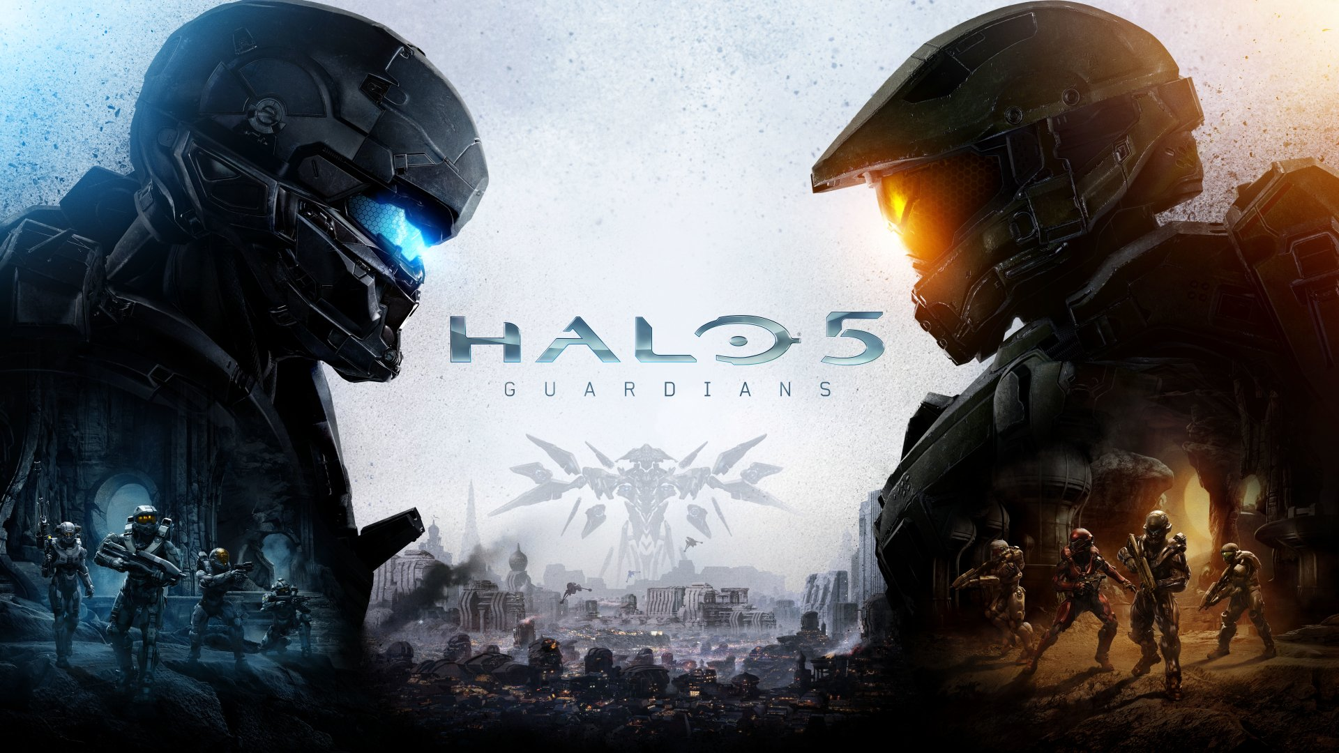Video Game - Halo 5: Guardians  Halo Master Chief Wallpaper
