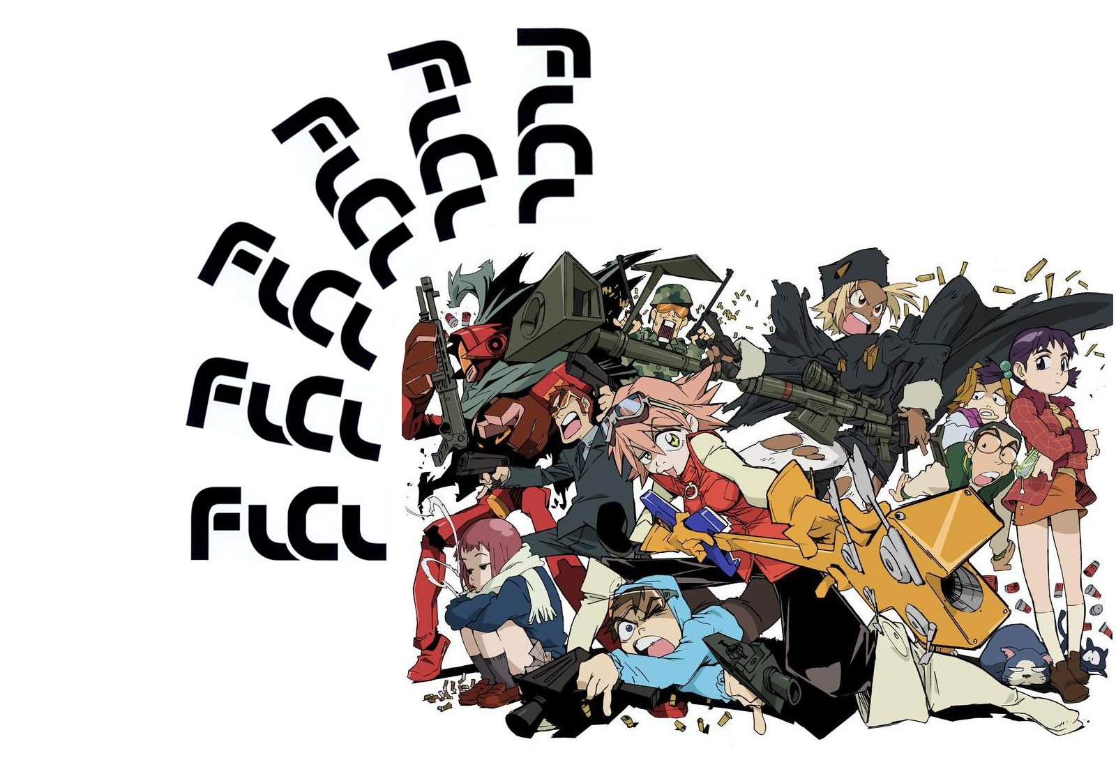 Flcl wallpaper and background image 1600x1090 id 59385 - Flcl wallpaper ...
