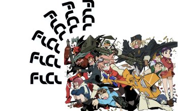 Anime - Flcl Wallpapers and Backgrounds ID : 59385