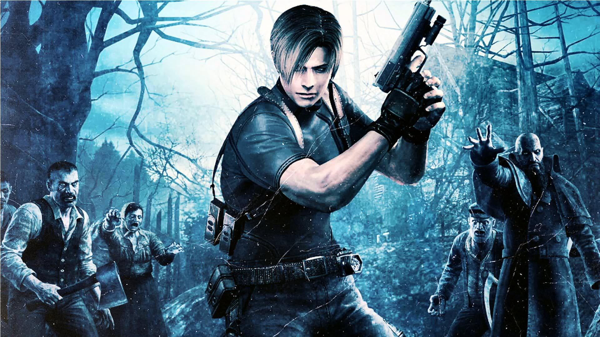 Resident Evil 4 Hd Wallpaper Hintergrund 1920x1080 Id 594233