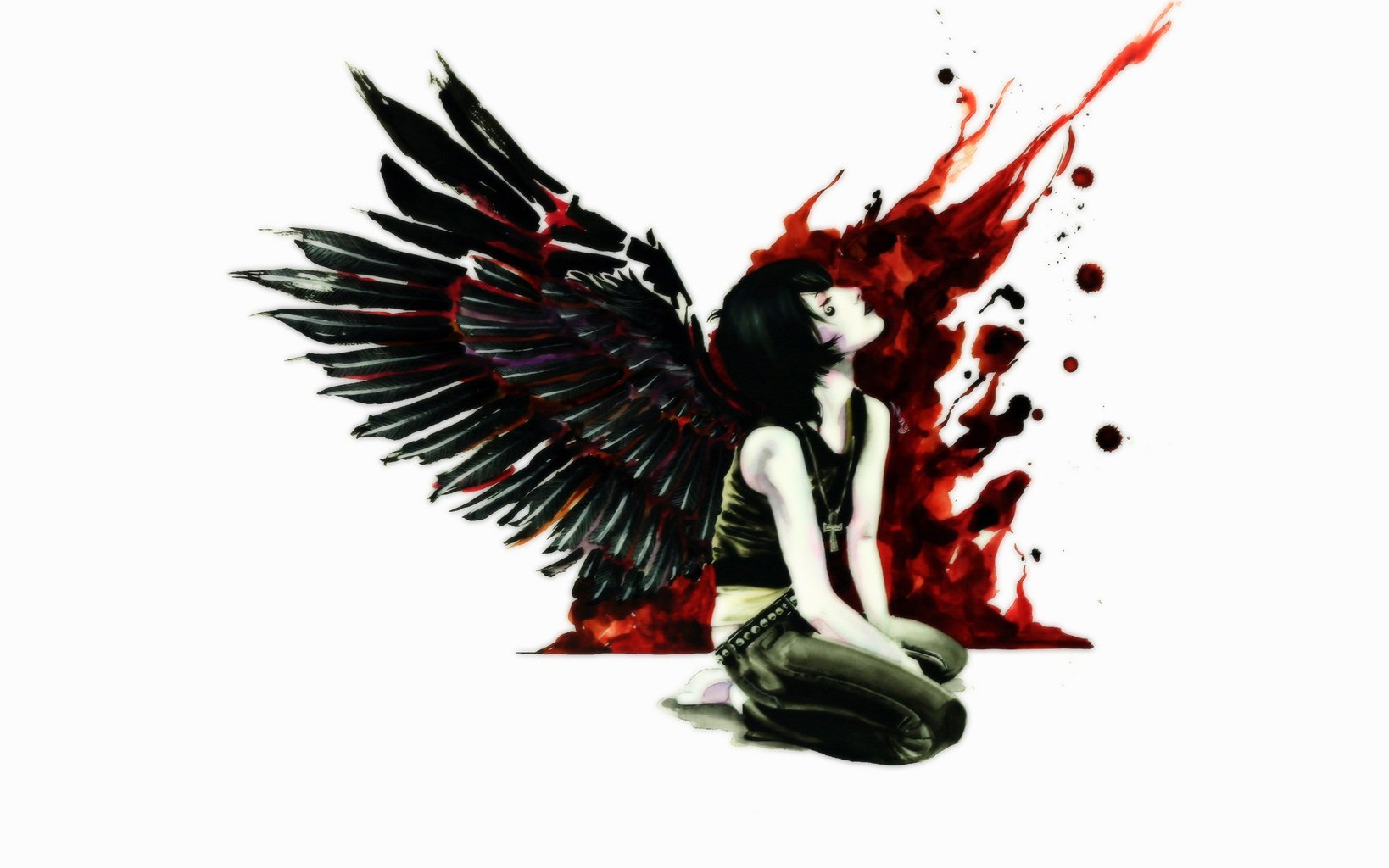 161 Angel HD Wallpapers Backgrounds Wallpaper Abyss