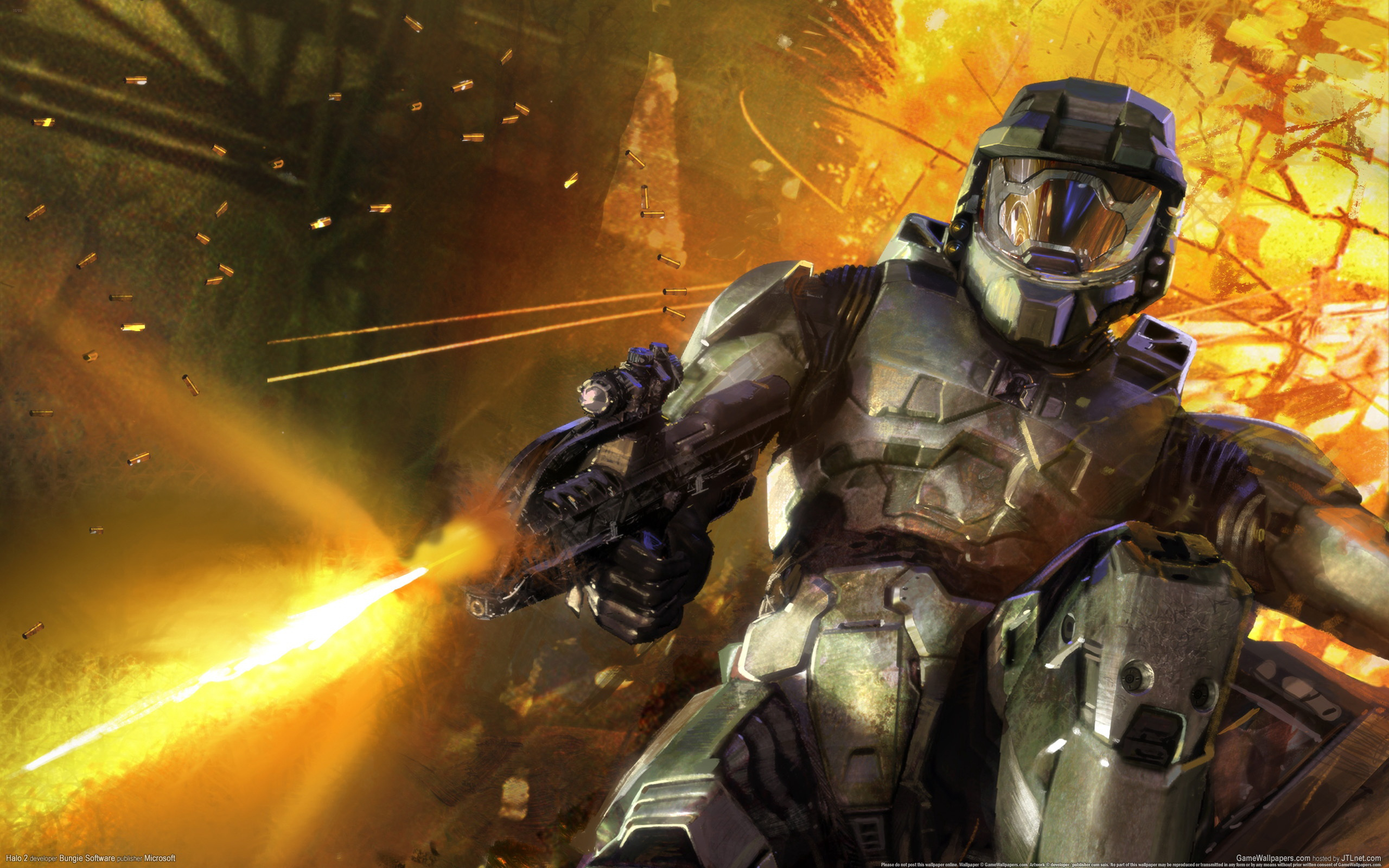 13 Halo 2 HD Wallpapers