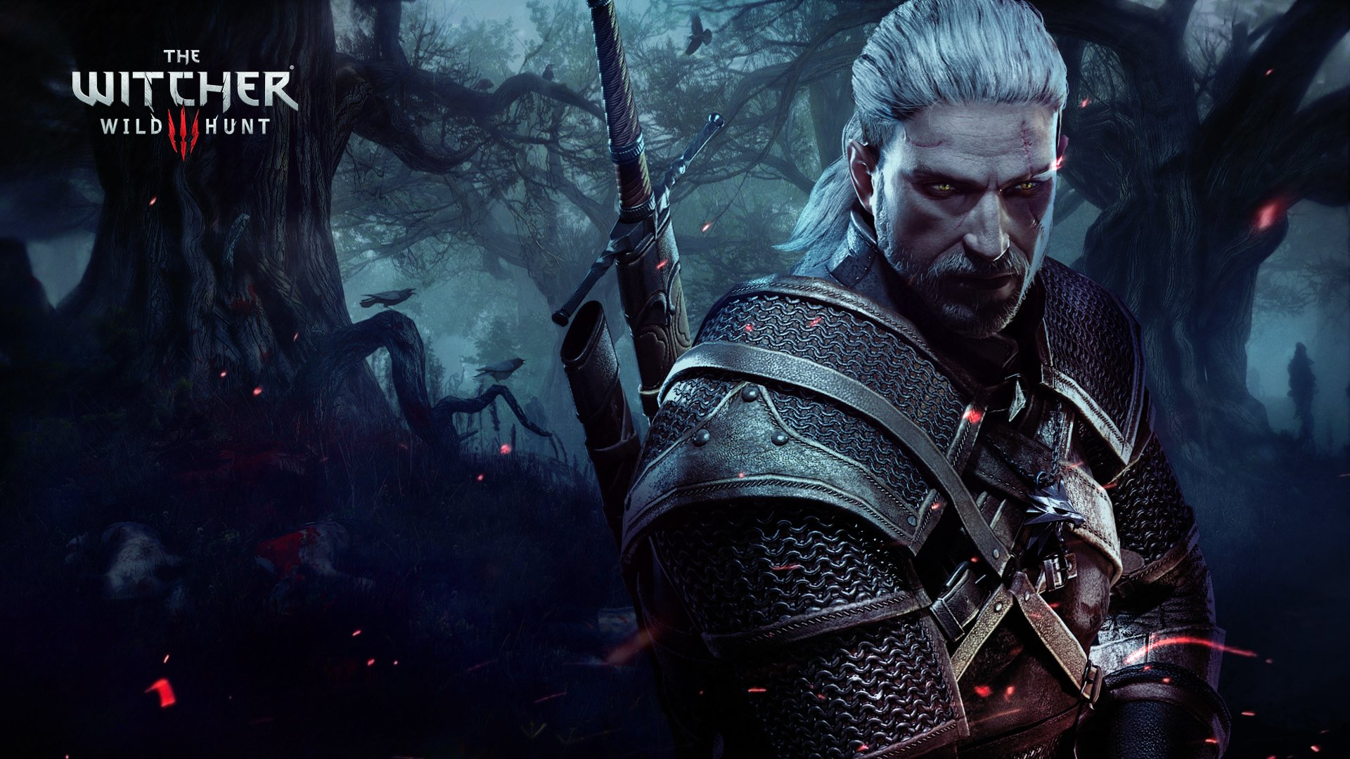 The Witcher 3 Wild Hunt Fondo De Pantalla Hd Fondo De