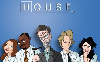 Televisieprogramma - House Wallpapers and Backgrounds ID : 5965