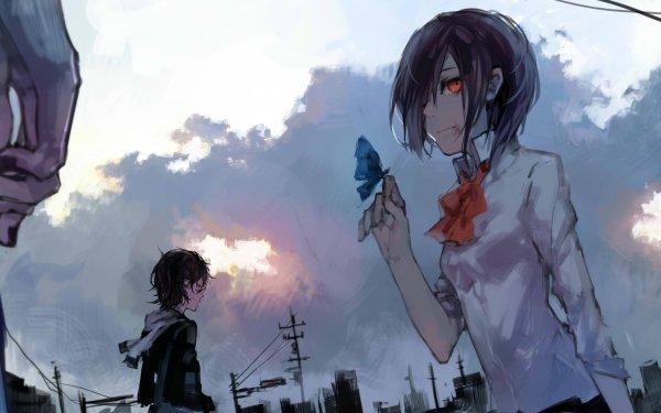 Anime Tokyo Ghoul Touka Kirishima Ayato Kirishima HD Wallpaper | Background Image