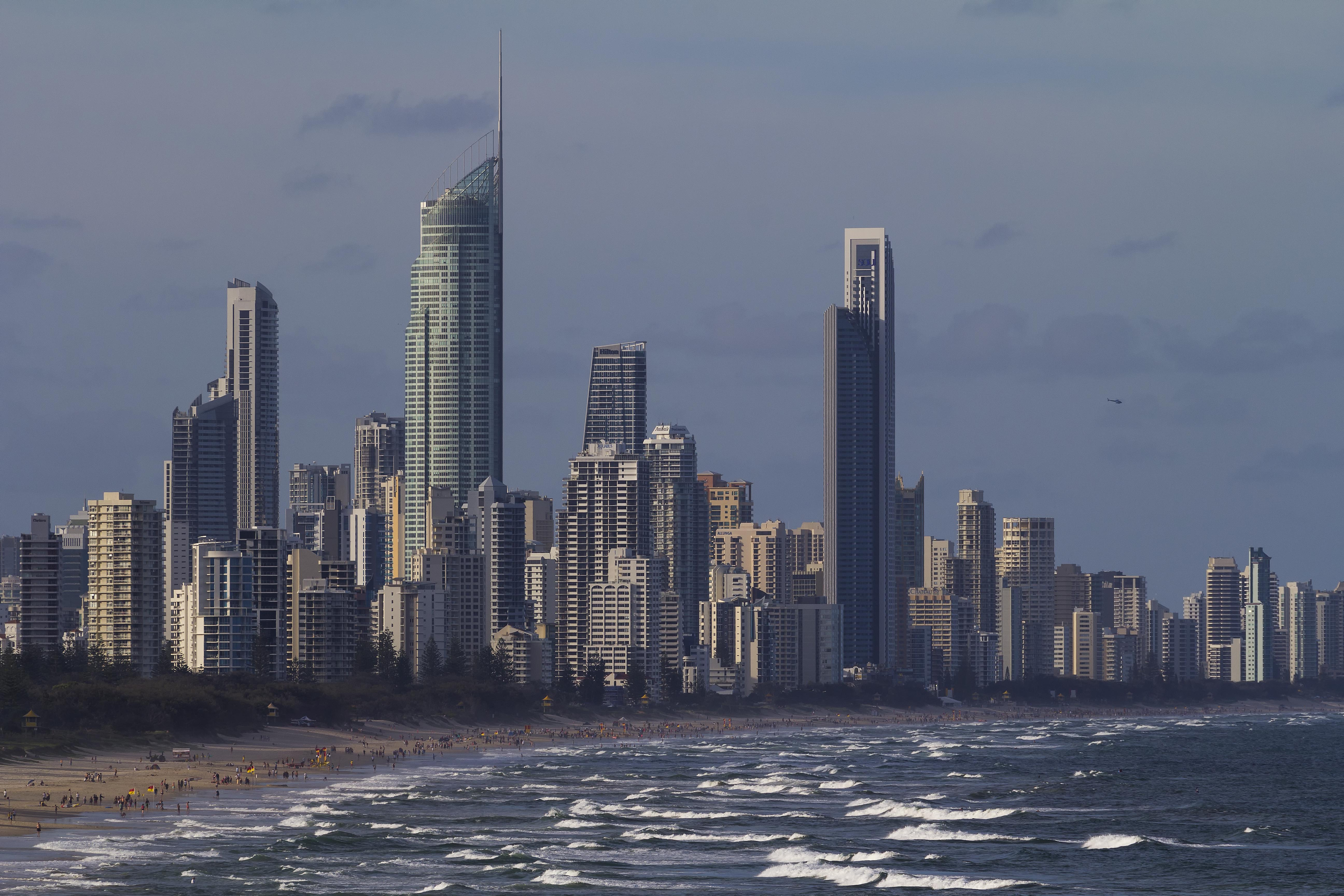 23 Gold Coast Hd Wallpapers Background Images Wallpaper