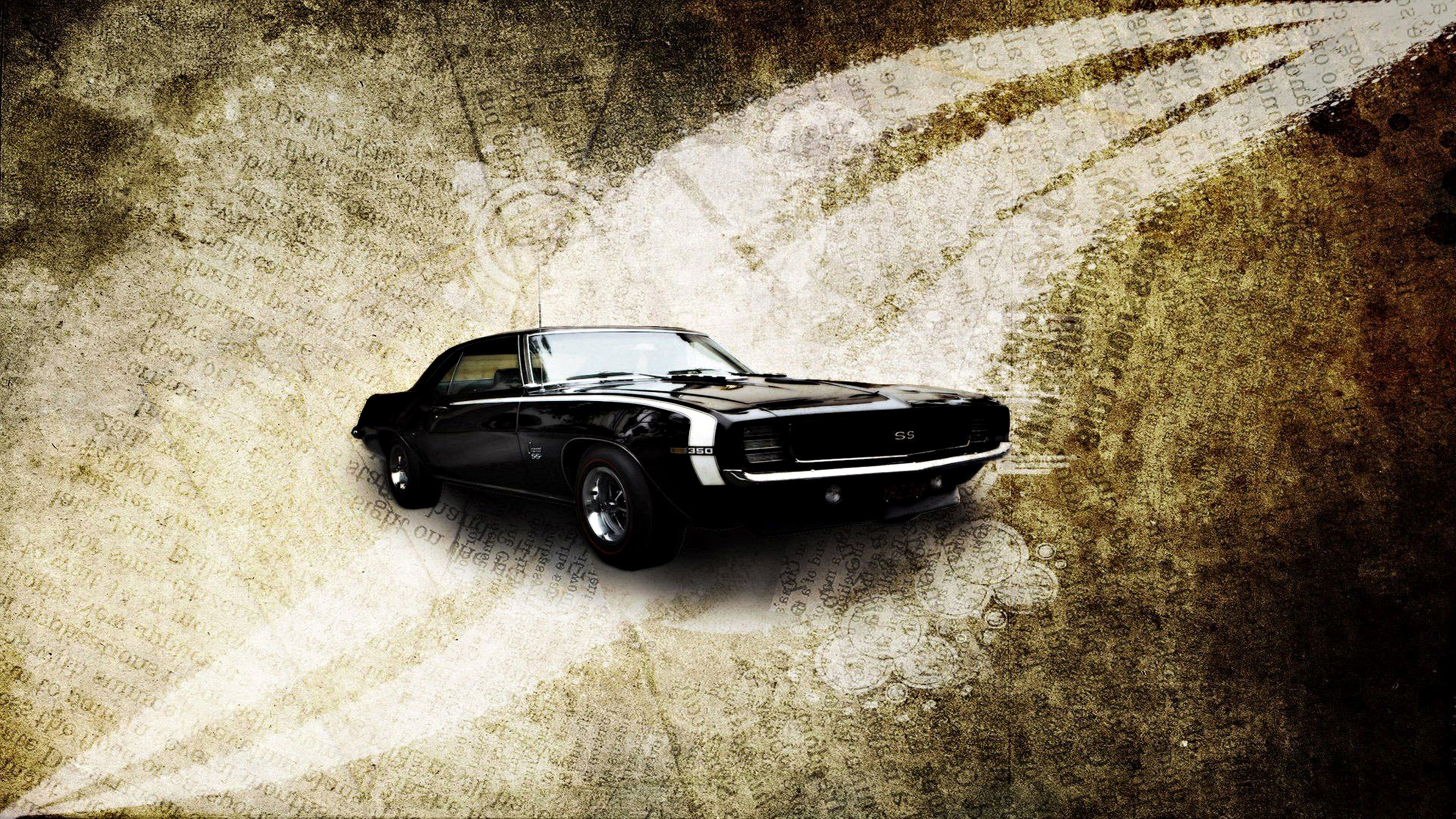 1967 Chevrolet Camaro SS 4k Ultra HD Wallpaper and ...