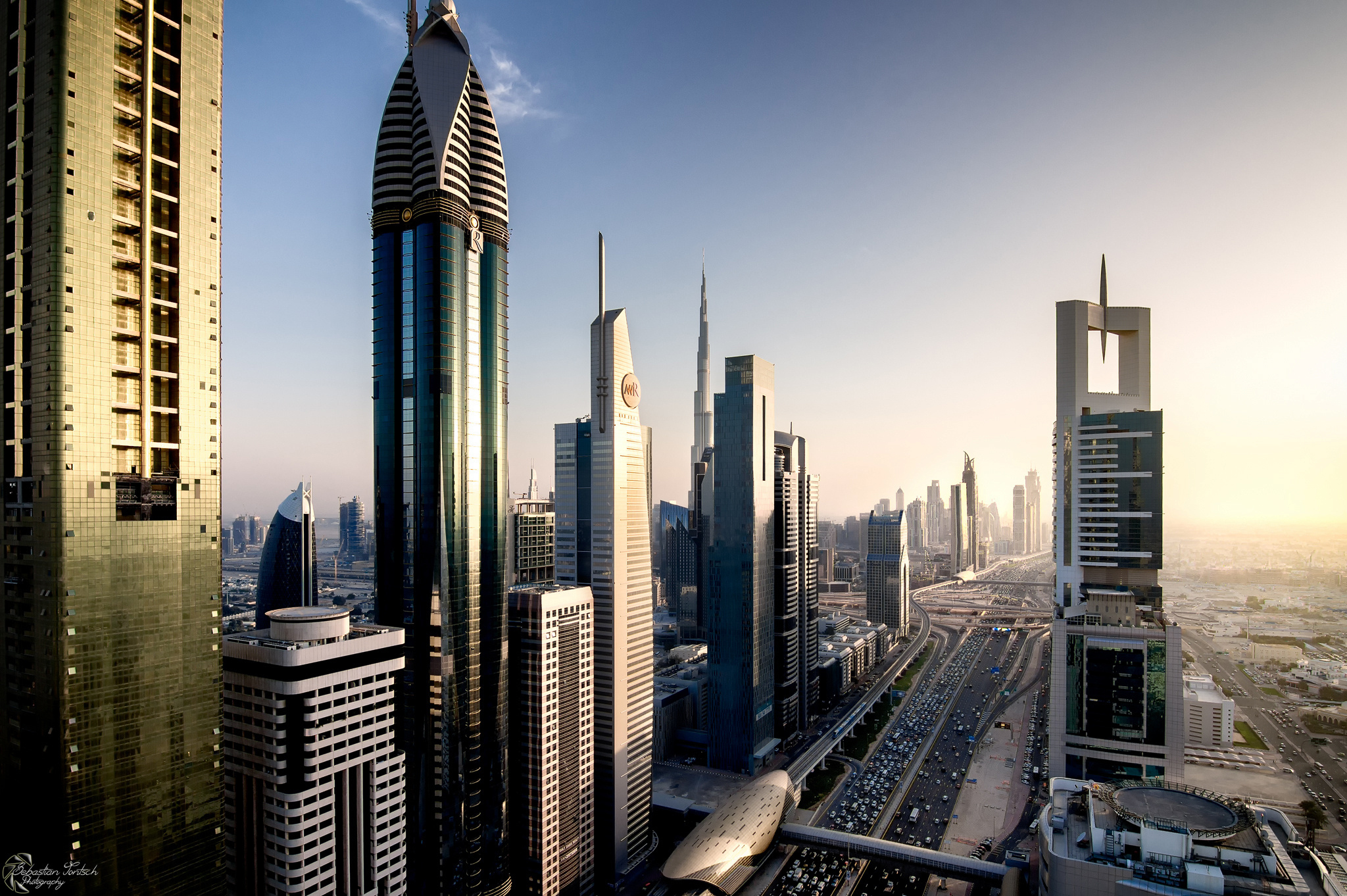 Dubai Full HD Wallpaper And Background Image