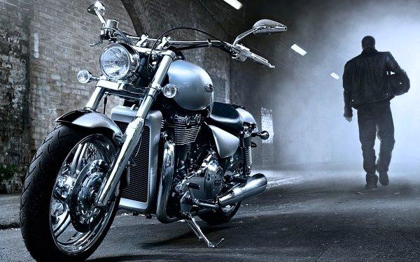 Vehicles Harley-Davidson Motorcycles Motorcycle Bike HD Wallpaper | Background Image