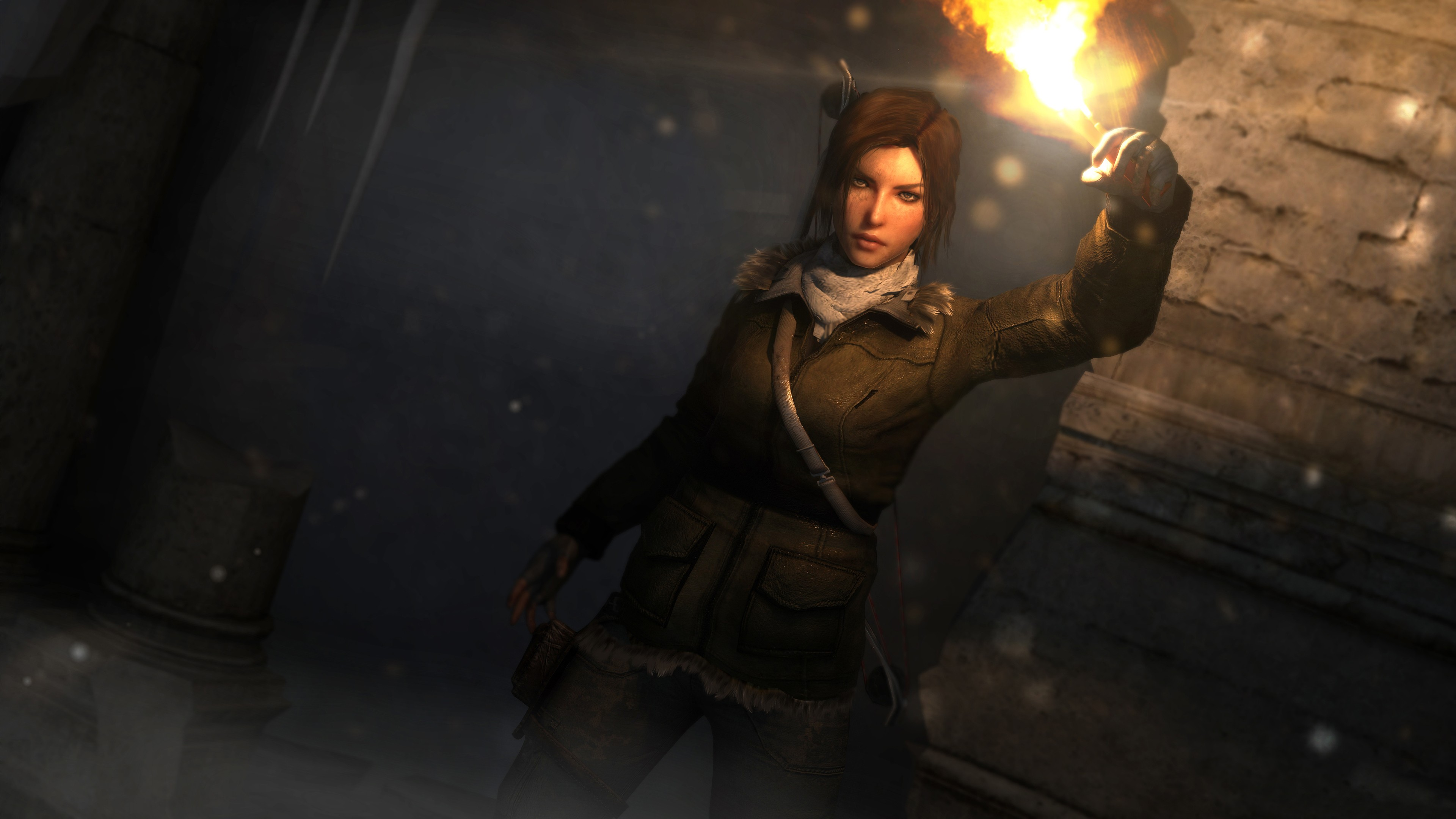 Rise Of The Tomb Raider 4k Ultra HD Wallpaper And