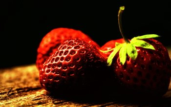 Alimento - Strawberry Wallpapers and Backgrounds ID : 59949