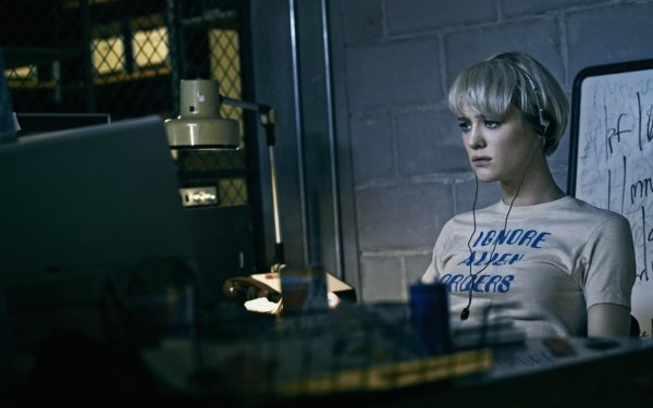 TV Show Halt And Catch Fire Cameron Howe Mackenzie Davis HD Wallpaper | Background Image