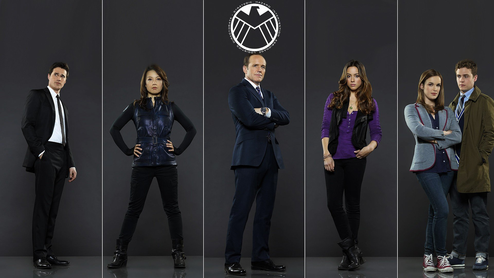 marvel's agents of s.h.i.e.l.d. full hd wallpaper and background