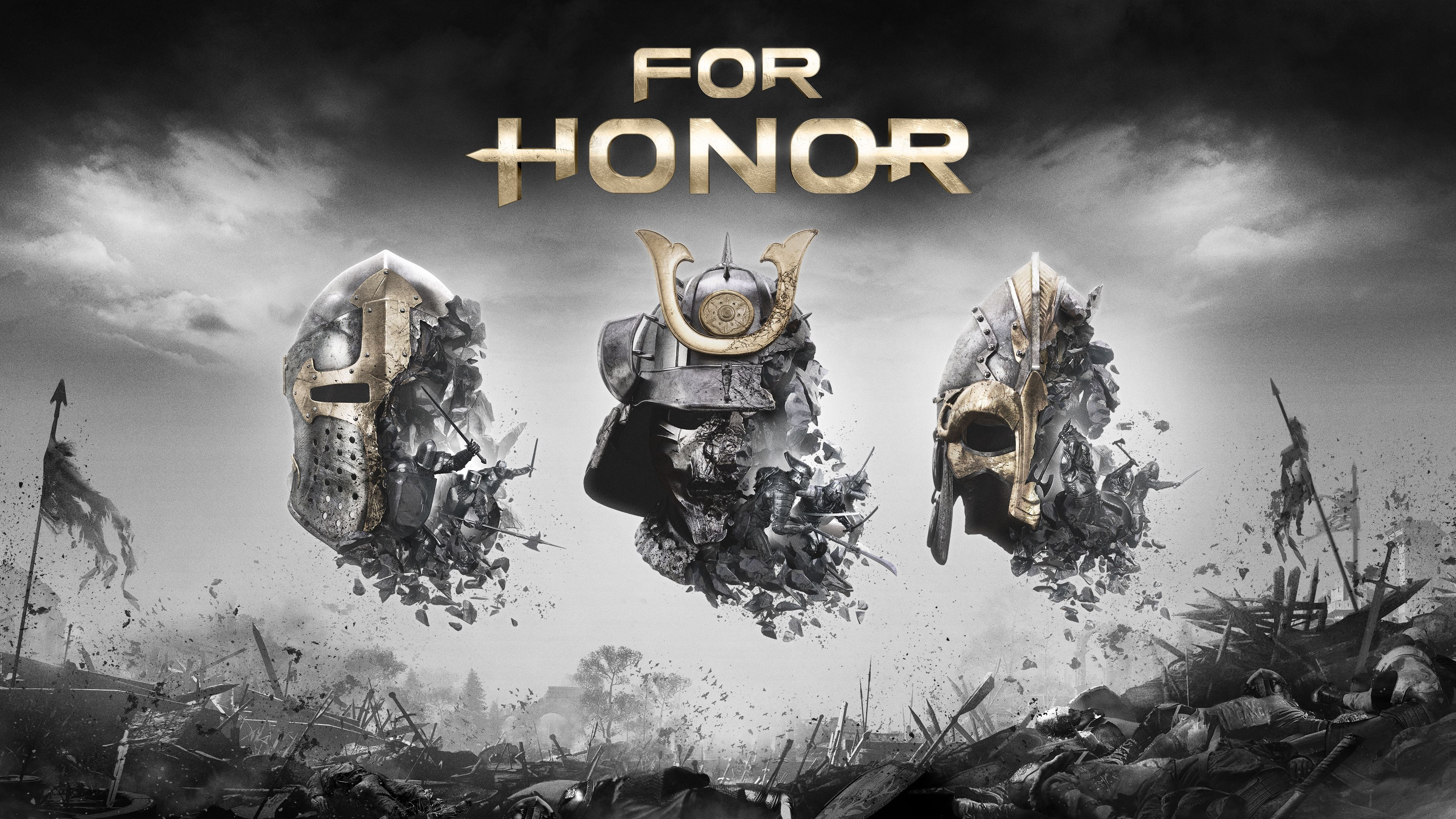 For Honor 4k Ultra Hd Wallpaper Background Image 3840x2160 Id
