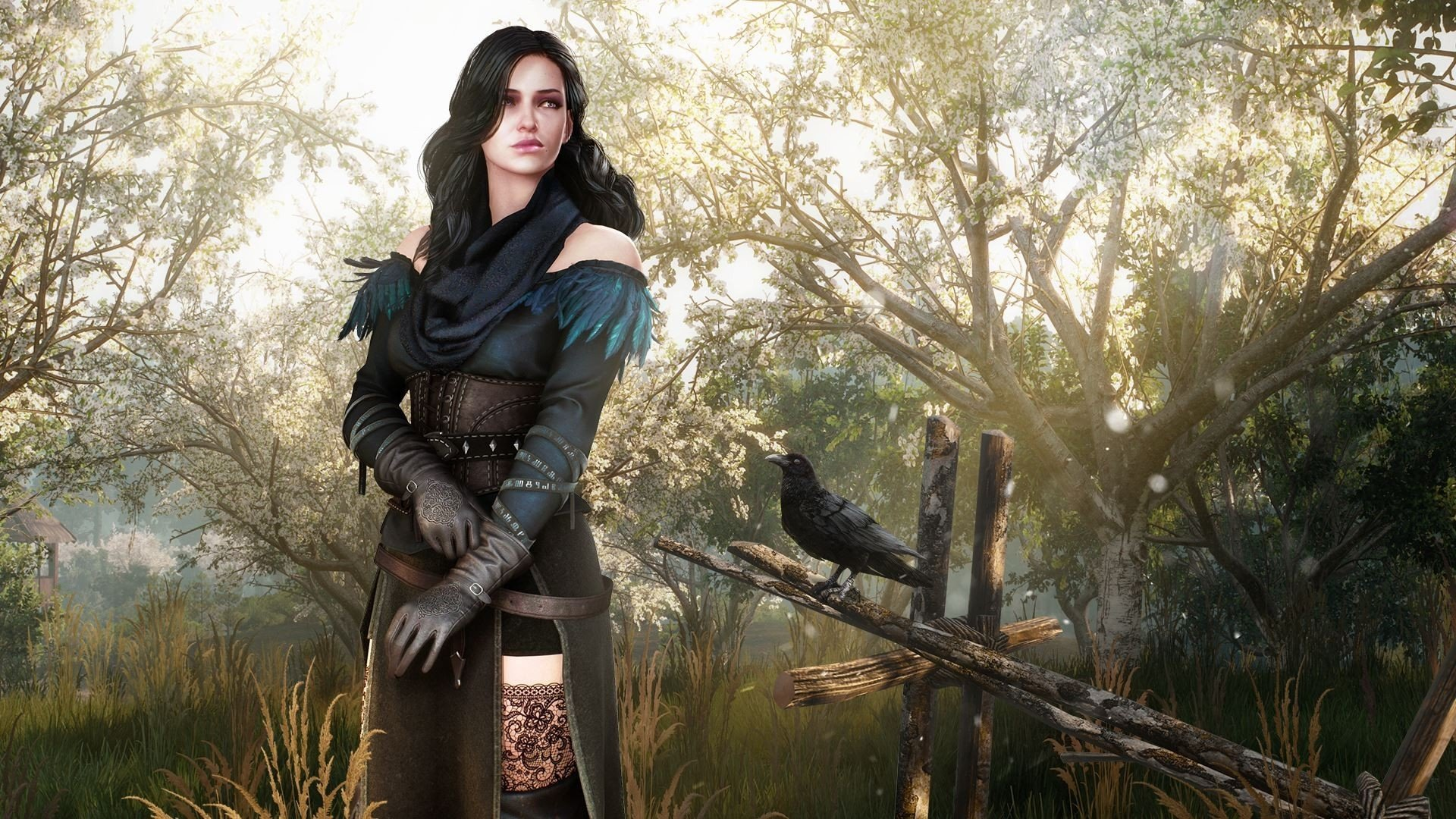 62 Yennefer Of Vengerberg Hd Wallpapers  Background Images - Wallpaper Abyss-2716
