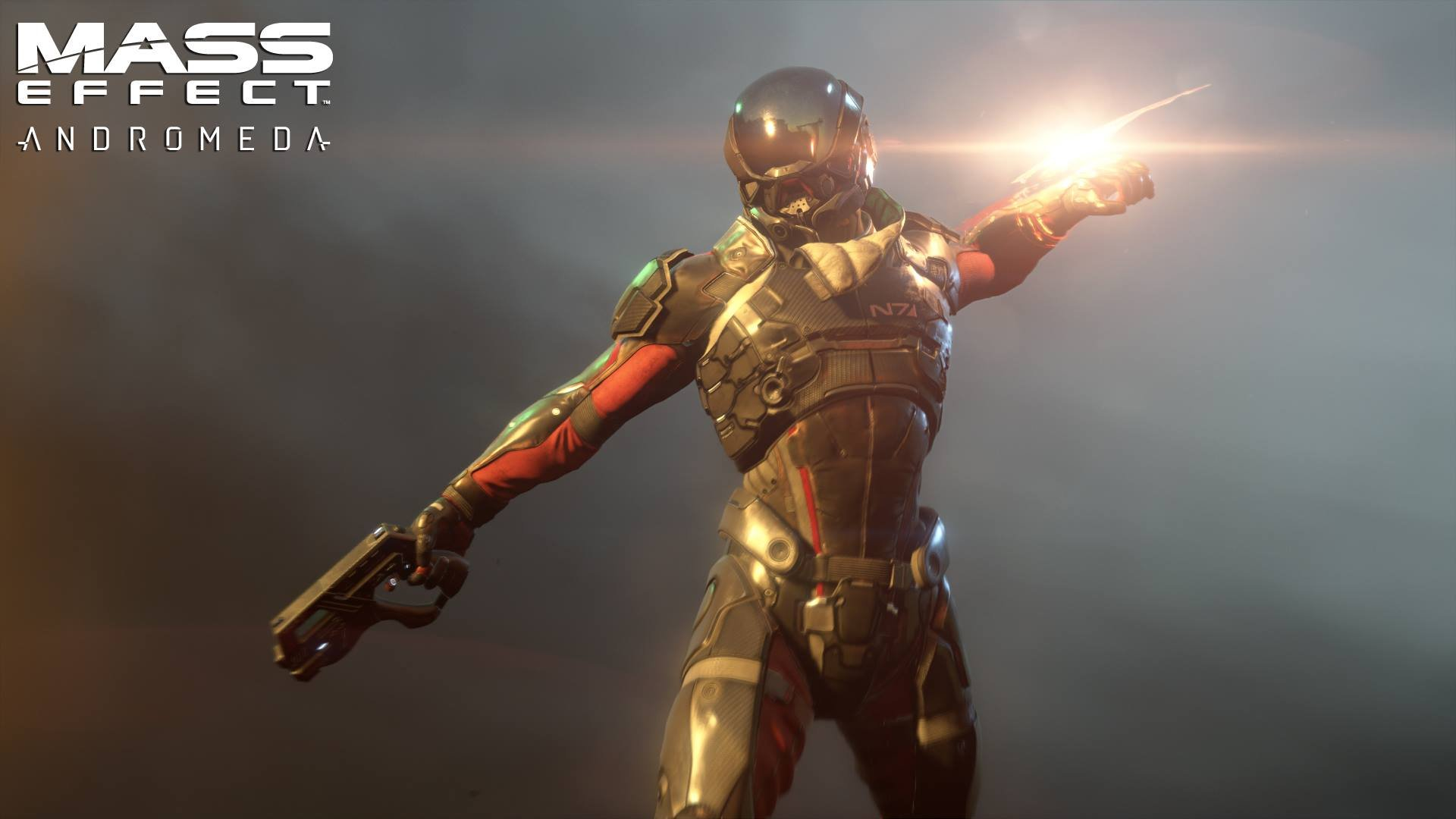 Mass Effect Andromeda 1920x1080: Mass Effect: Andromeda Full HD Fond D'écran And Arrière