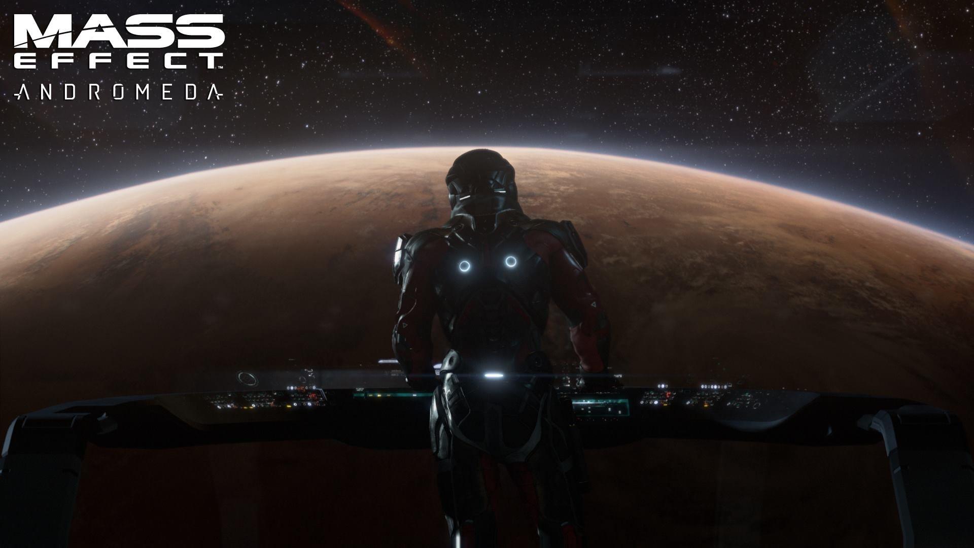Mass Effect: Andromeda Computer Wallpapers, Desktop Backgrounds ...
