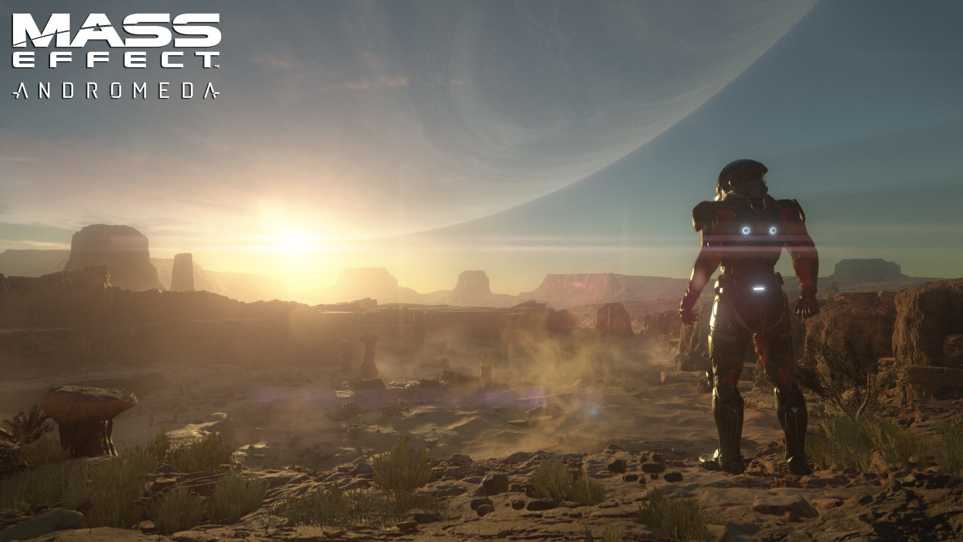 Mass Effect Andromeda 1920x1080: 50 Mass Effect: Andromeda HD Wallpapers