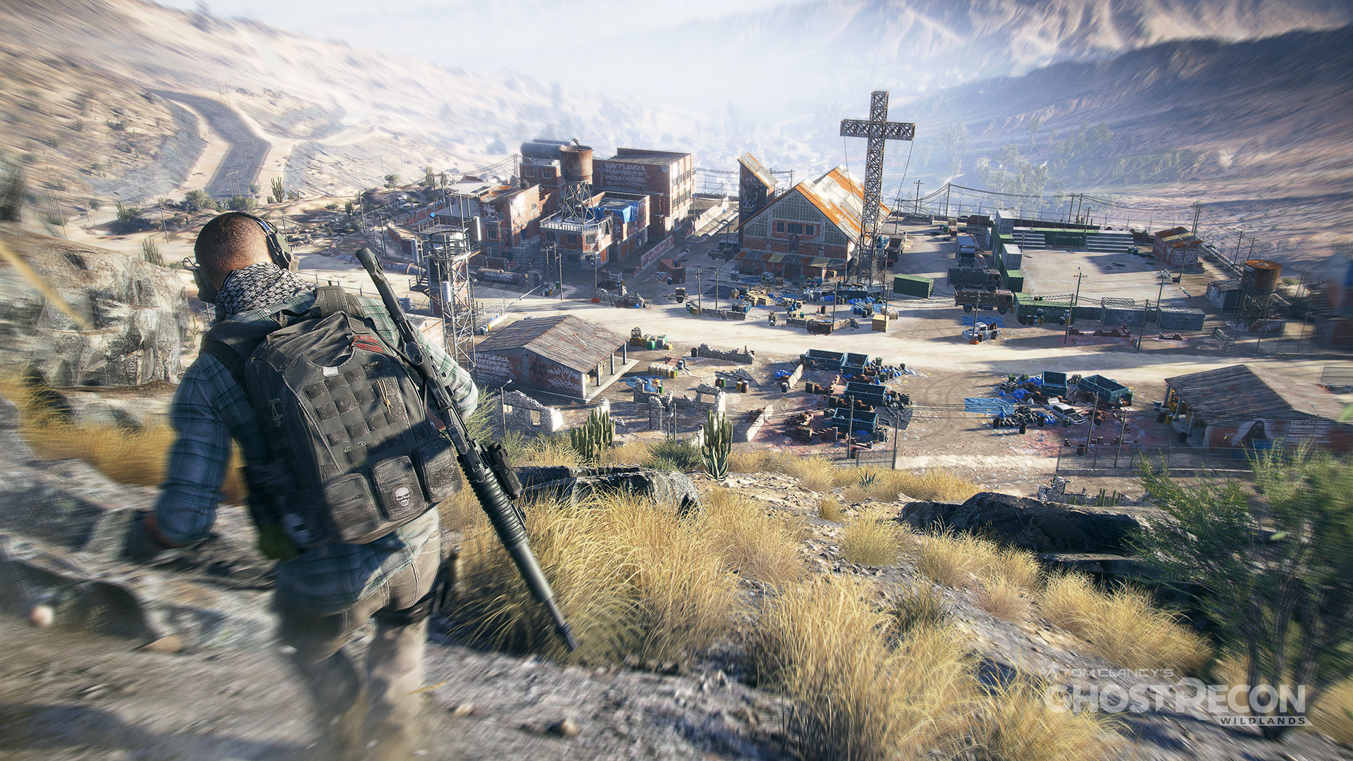 Tom Clancy's Ghost Recon Wildlands Full HD Wallpaper And