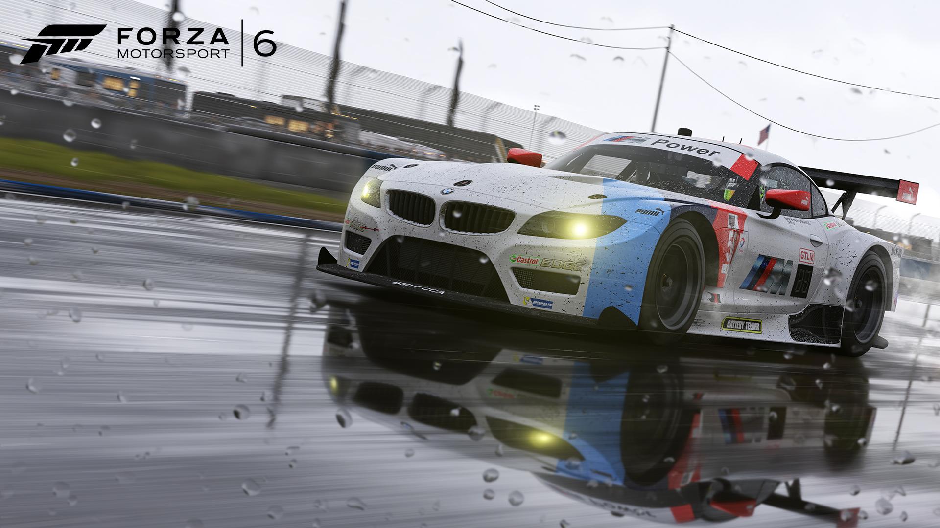 Forza Motorsport 6 Full Hd Papel De Parede And Planos De