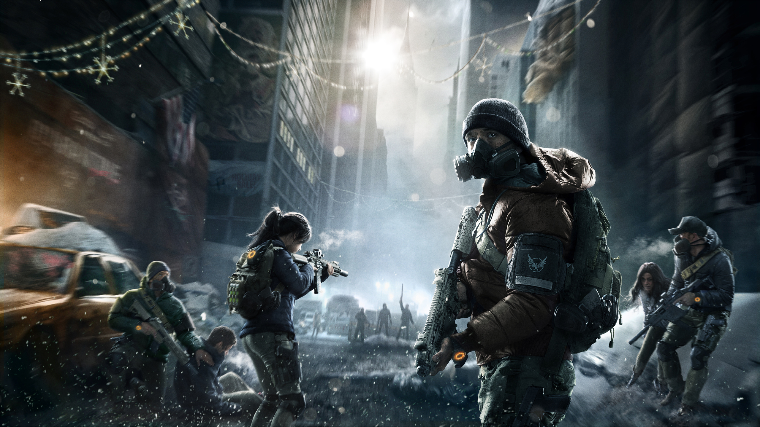98 Tom Clancys The Division HD Wallpapers