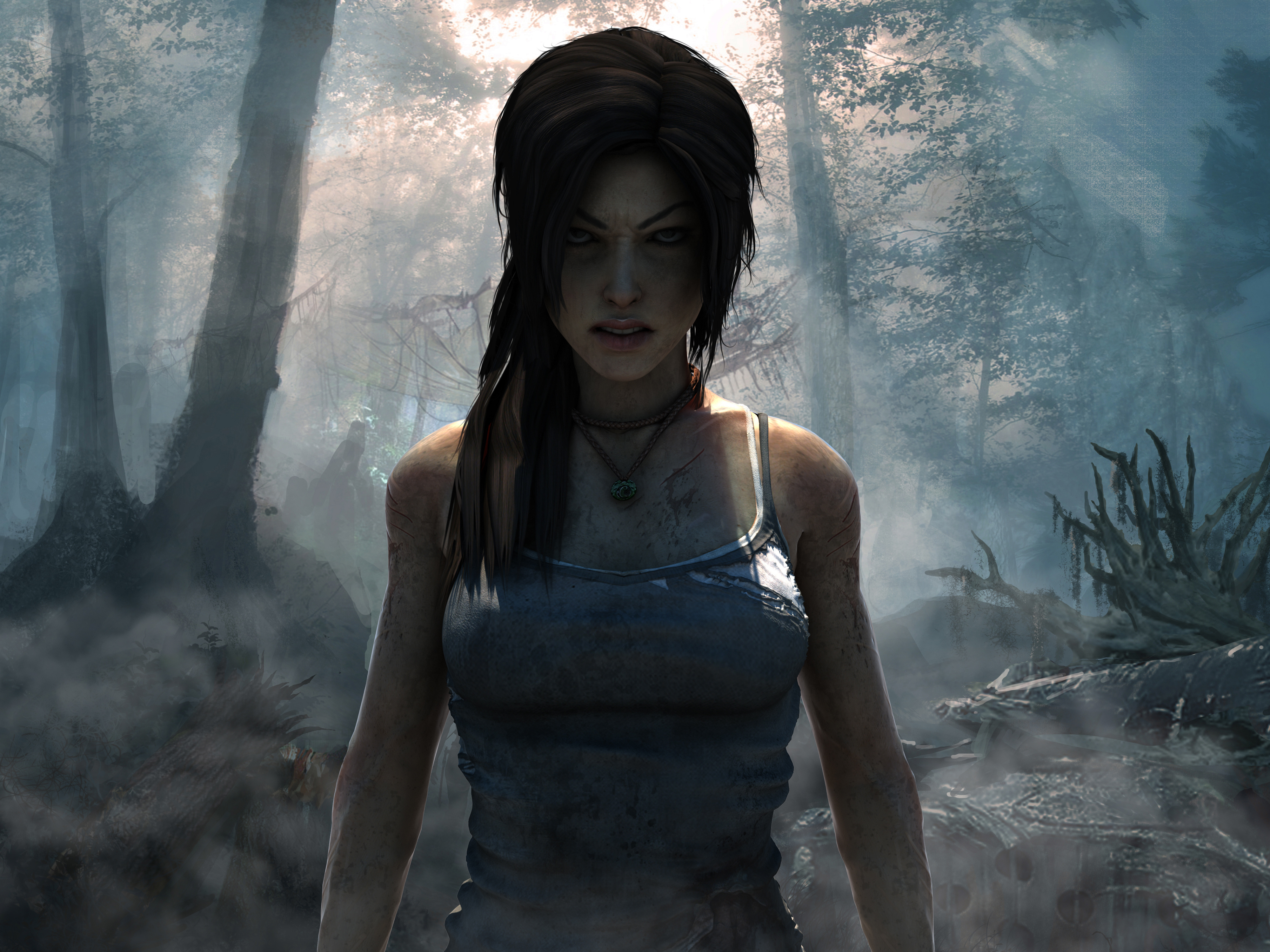 Tomb Raider (2013) 4k Ultra HD Wallpaper   Background ...