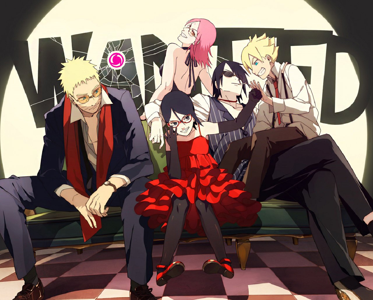 136 Sarada Uchiha HD Wallpapers Background Images Wallpaper Abyss