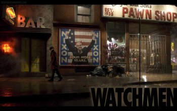 Комиксы - Watchmen Wallpapers and Backgrounds ID : 60217