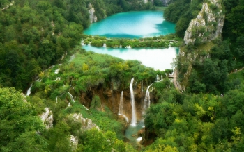 Earth - Plitvice Waterfalls Wallpapers and Backgrounds ID : 60295