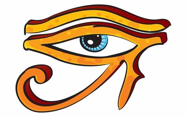Fantaisie Eye of Horus Fond d'écran HD | Image