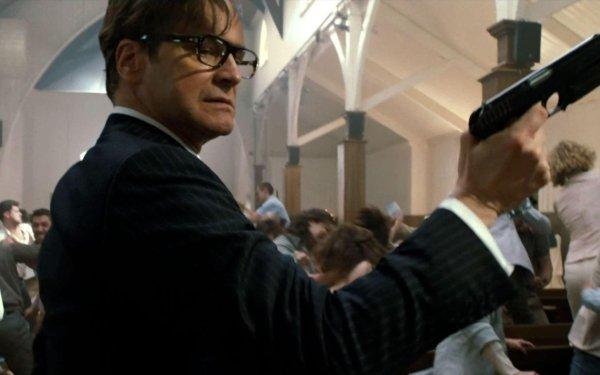 Movie Kingsman: The Secret Service Colin Firth HD Wallpaper | Background Image