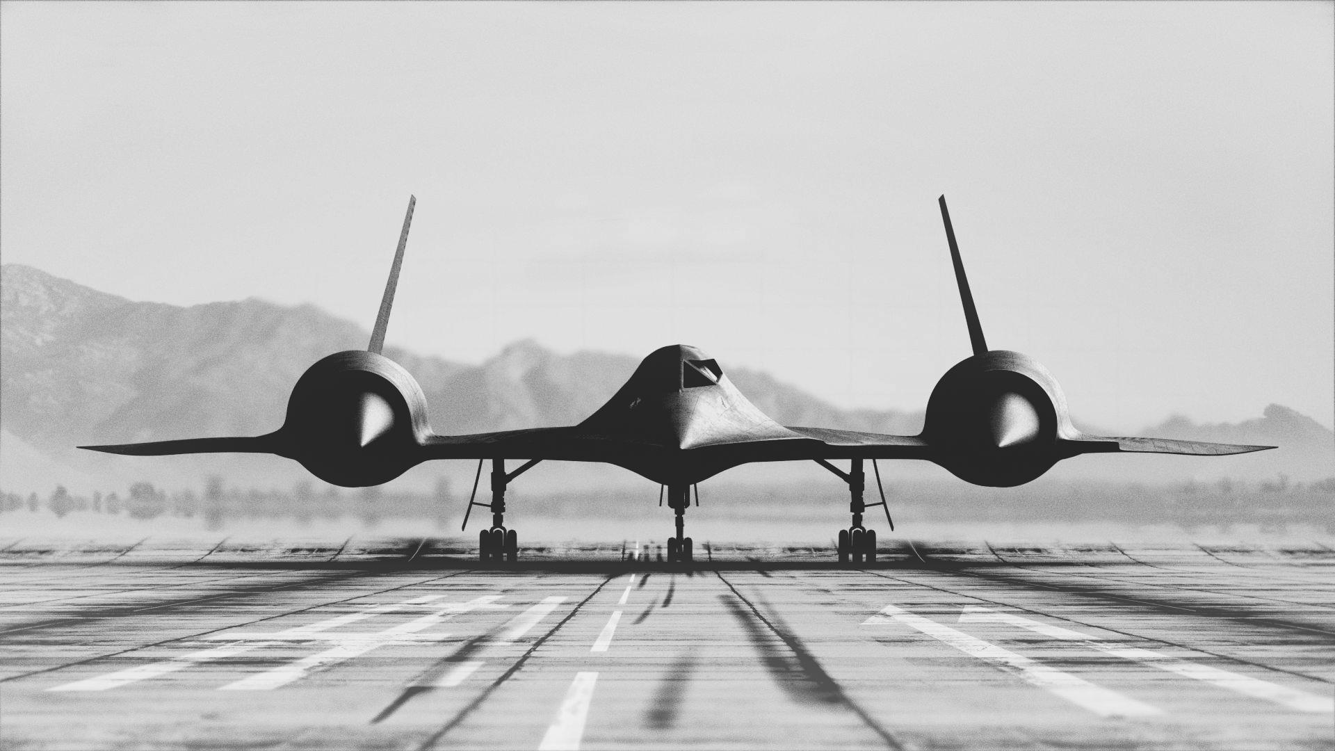 Lockheed Sr 71 Blackbird Fondo De Pantalla Hd Fondo De