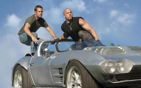 Películas Rápidos y furiosos 7 Rápidos y Furiosos Brian O'Conner Paul Walker Dominic Toretto Vin Diesel Fondo de pantalla HD | Fondo de Escritorio