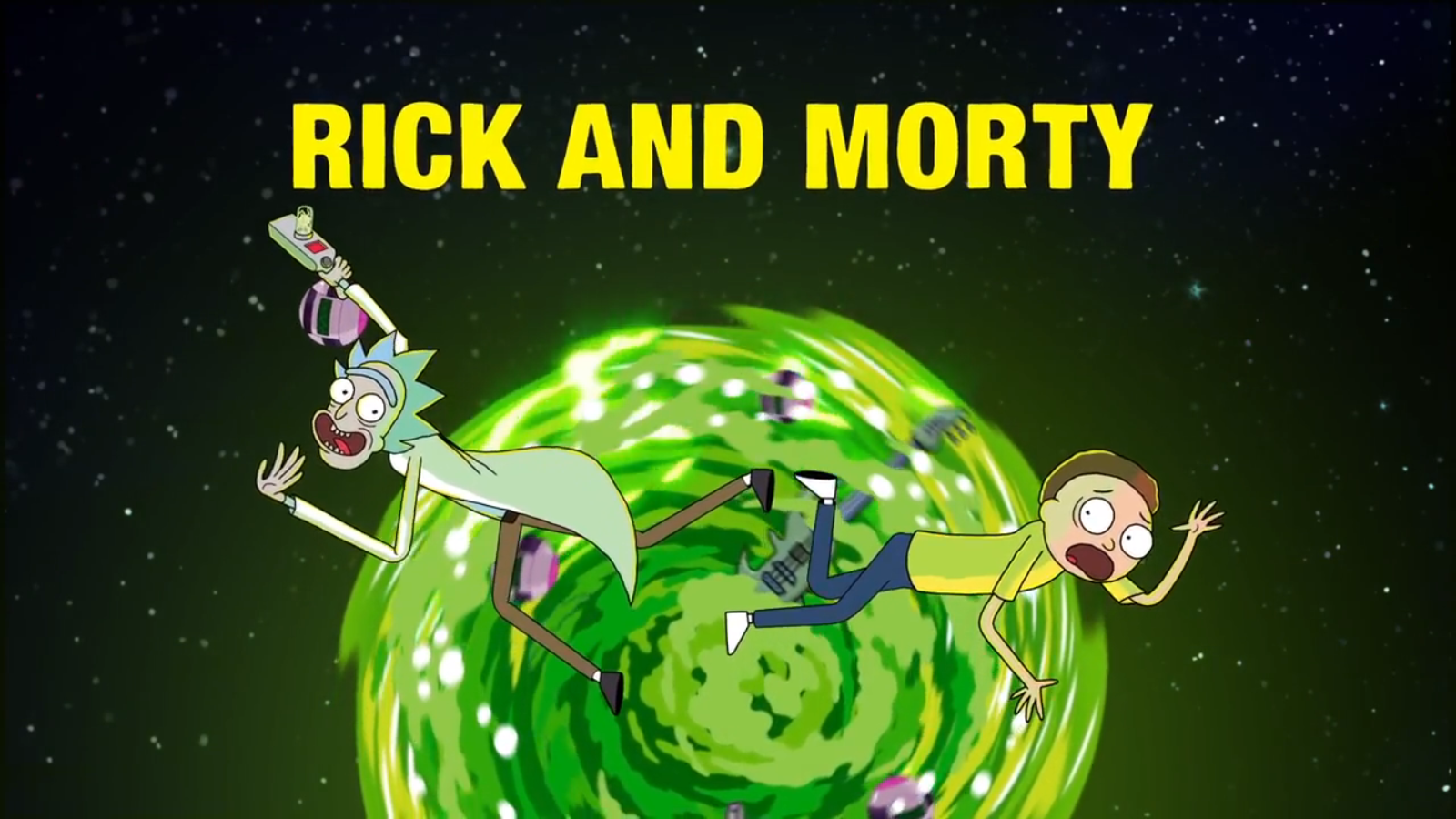 Rick And Morty Wallpaper And Background Image 1600x900 Id 607099 Wallpaper Abyss