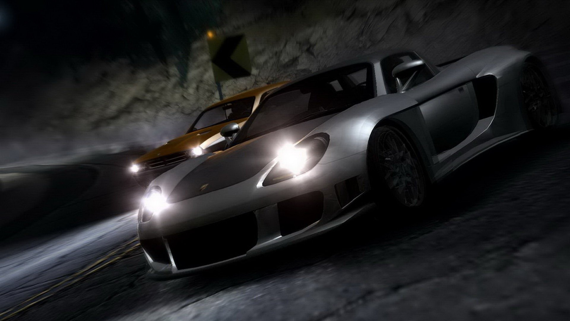 Need For Speed Carbon Hd Wallpaper Background Image 1920x1080