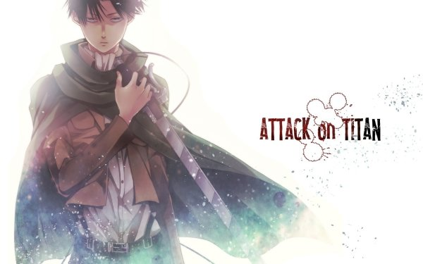 Anime Attack On Titan Shingeki No Kyojin Levi Ackerman HD Wallpaper | Hintergrund