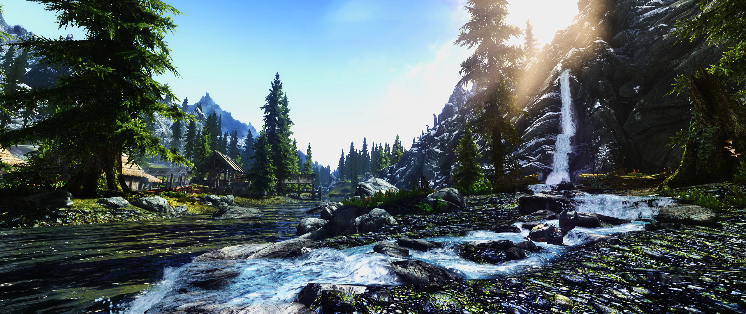 1235 The Elder Scrolls V Skyrim HD Wallpapers Backgrounds