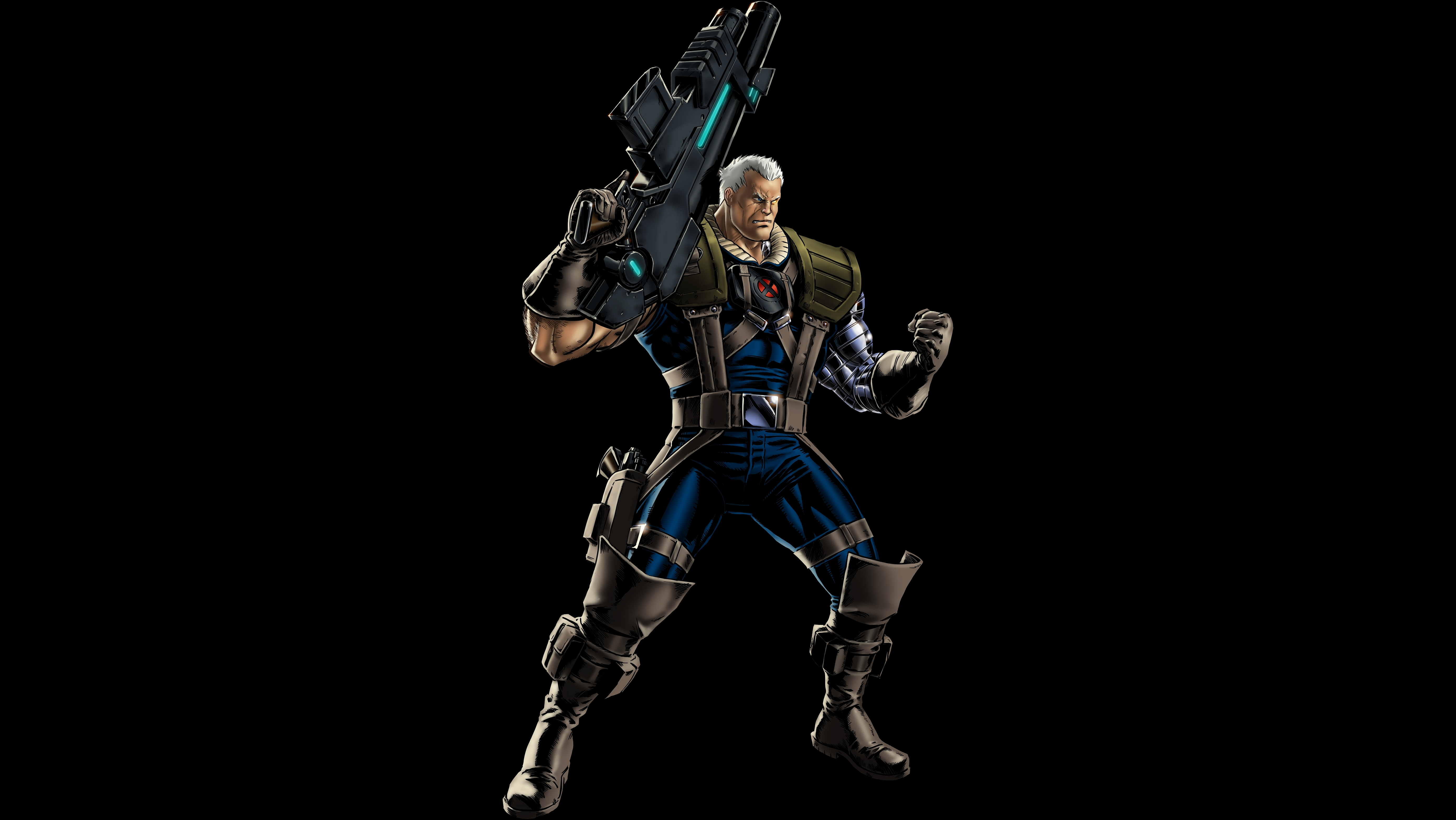 Simple Wallpaper Marvel Cable - 608815  Image_67958.jpg