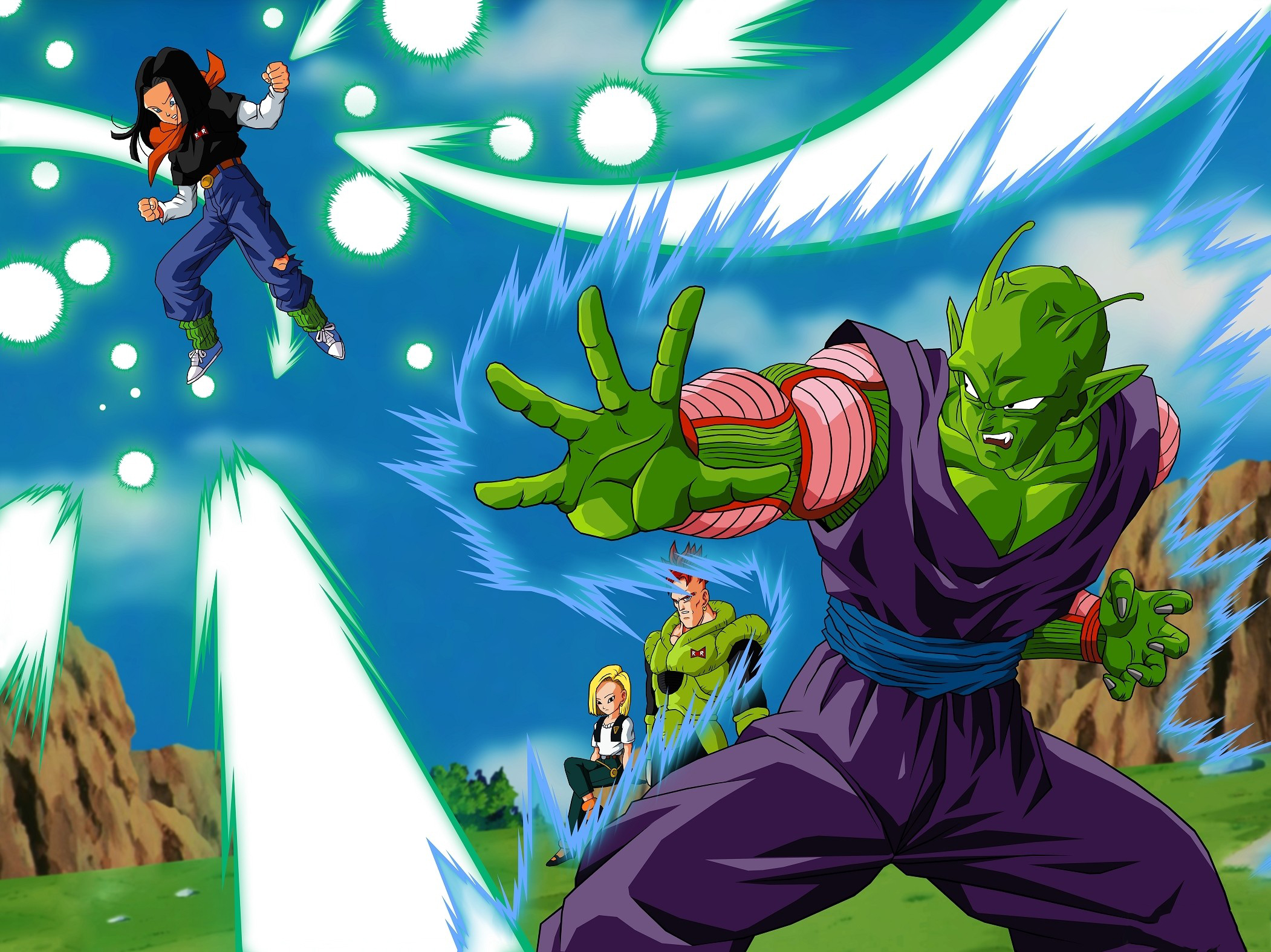 88 Piccolo Dragon Ball Hd Wallpapers Background Images