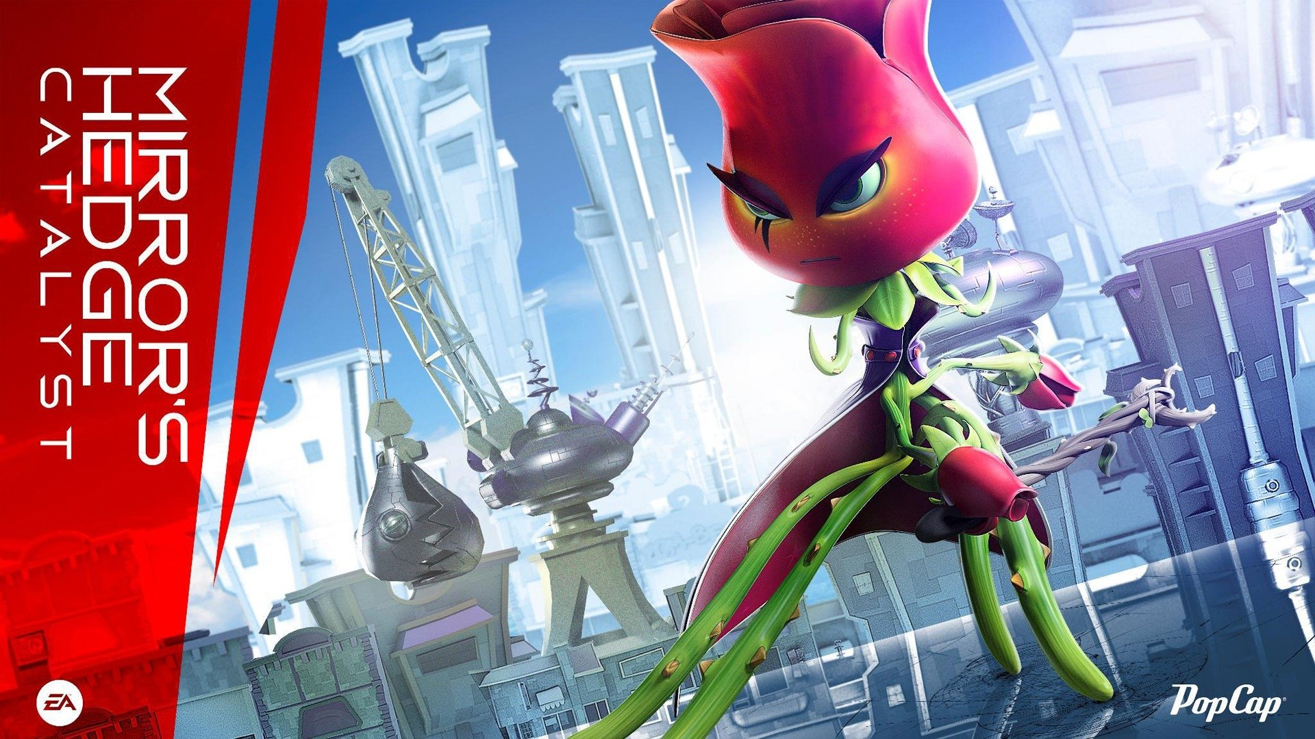 Plants vs Zombies Garden Warfare announced by EA