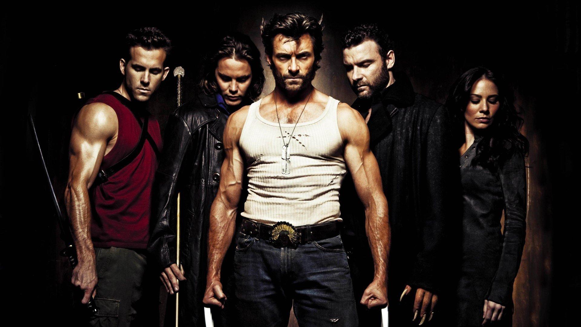 X Men Origins Wolverine Fondo De Pantalla Hd Fondo De Escritorio