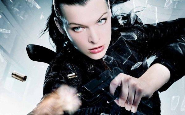 Movie Resident Evil: Afterlife Resident Evil Milla Jovovich HD Wallpaper | Background Image