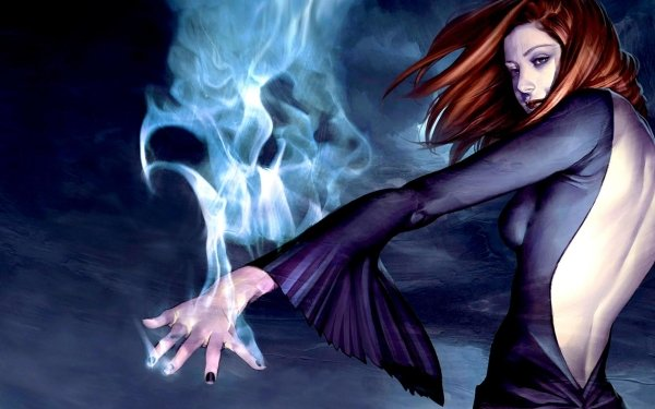 Comics Buffy The Vampire Slayer Alyson Hannigan HD Wallpaper   Background Image