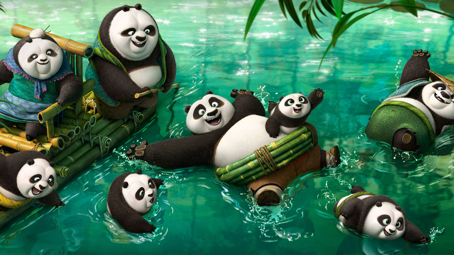kung fu panda 3 full hd wallpaper and background image | 1920x1080