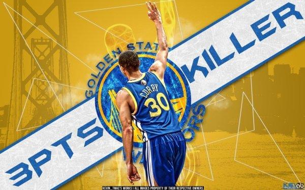 Sports Golden State Warriors Basketball Stephen Curry Fond d'écran HD | Image